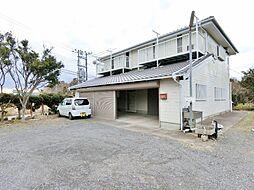 千葉県東金市小沼田の賃貸アパートの外観