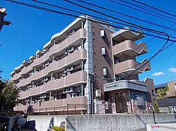 福岡県北九州市小倉南区西水町の賃貸マンションの外観