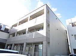 エバークレスト[1階]の外観