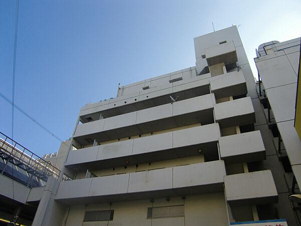 クリーンピア西二階町[4階]の外観