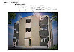 仮)東住吉区北田辺五丁目SKHコーポ[3階]の外観