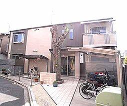 京都府京都市伏見区深草藪之内町の賃貸アパートの外観