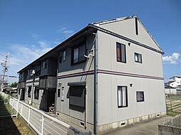 フレグランス阪南C棟[1階]の外観
