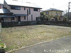 現地現況(平成29年3月下旬撮影)