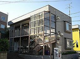 チェリーテラス[2階]の外観