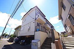 [テラスハウス] 千葉県松戸市幸田3丁目 の賃貸【/】の外観