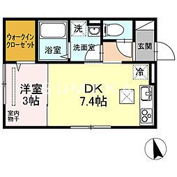 法界院駅 5.7万円