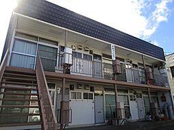 北海道札幌市東区北四十一条東1丁目の賃貸アパートの外観