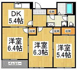 久米川駅 7.2万円