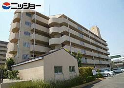 愛知県清須市西枇杷島町泉の賃貸マンションの外観