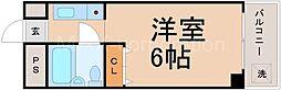 メゾン・ド・シプレ[4階]の間取り