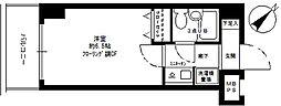 クリオ小田急相模原弐番館[2階]の間取り
