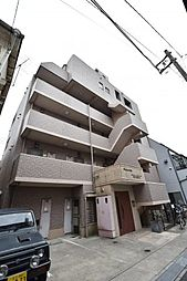 東京都江東区白河2丁目の賃貸マンションの外観