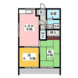 【敷金礼金0円!】ヨコイハイツ