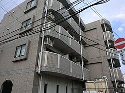 兵庫県尼崎市富松町1丁目の賃貸マンションの外観