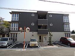 大阪府四條畷市中野本町の賃貸アパートの外観