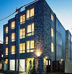 東京都目黒区目黒本町2丁目の賃貸マンションの外観