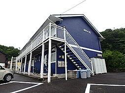 吉井ハイツ C棟[102号室]の外観