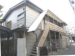 寺井荘[10号室]の外観