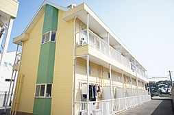 三苫ハイツ[1階]の外観