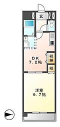Grance Kotobuki(グランセコトブキ)[11階]の間取り