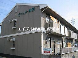 セジュール神田[2階]の外観