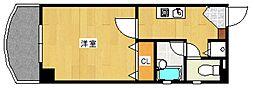 メゾン・ド・プレミス[5階]の間取り