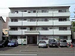 北6条ローレルハイム[1階]の外観