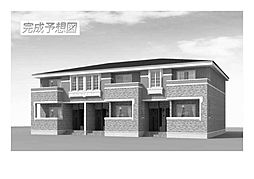長太栄町3丁目アパート[2階]の外観