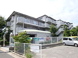 兵庫県宝塚市口谷東1丁目の賃貸マンションの外観