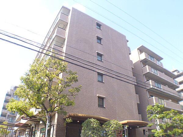 兵庫県神戸市東灘区甲南町1丁目の賃貸マンション