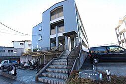 愛知県名古屋市守山区泉が丘の賃貸マンションの外観