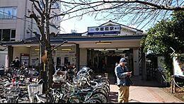 駅中板橋駅まで1069m
