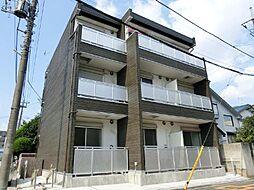 茶色い家・柏[2階]の外観