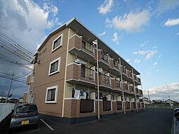 静岡県浜松市東区大瀬町の賃貸マンションの外観
