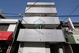 大阪府大阪市生野区小路1丁目の賃貸マンションの外観