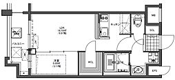 GRAND HILL IWASE BLD[2階]の間取り