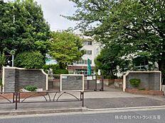 葛飾区立細田小学校まで600m