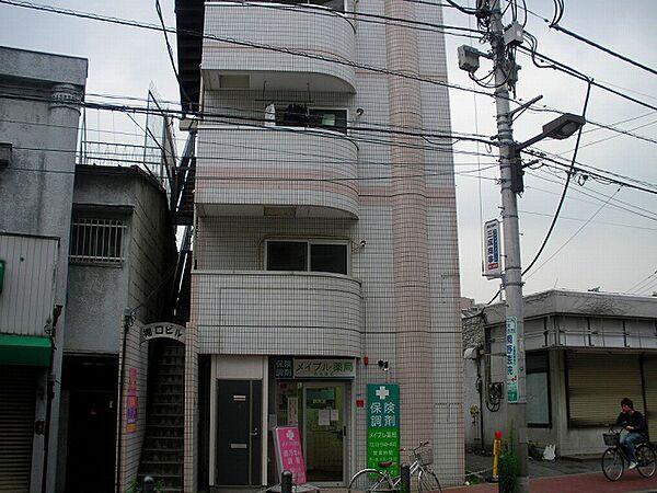 堀口ビル 2階の賃貸【東京都 / 豊島区】