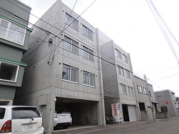 ブランノワール麻生エクサゴーヌ 4階の賃貸【北海道 / 札幌市北区】