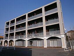 東京都調布市若葉町2の賃貸マンションの外観