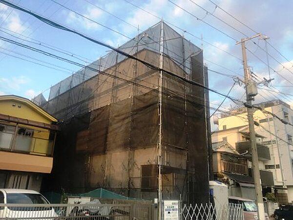 兵庫県尼崎市立花町3丁目の賃貸アパート