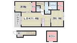 人丸前駅 7.3万円