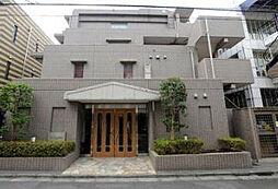東京都渋谷区千駄ヶ谷2丁目の賃貸マンションの外観