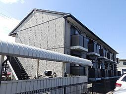 三重県四日市市海山道町2丁目の賃貸アパートの外観