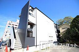 愛知県豊田市桜町2丁目の賃貸アパートの外観
