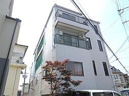 大阪府東大阪市小若江4丁目の賃貸マンションの外観