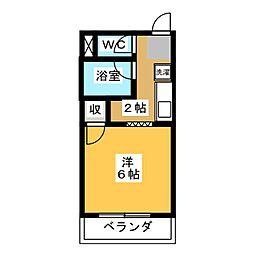 🉐敷金礼金0円!🉐サープラスカワイ B