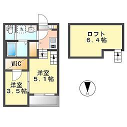 尼ヶ坂駅 5.7万円