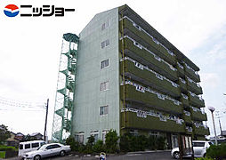 グリーンマンション[5階]の外観
